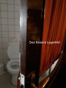 Kaisers Logenklo